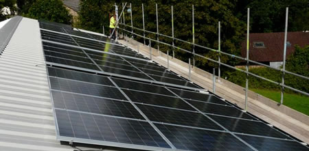 Solar Panels for Business